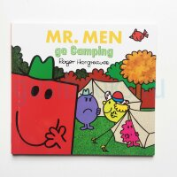 Mr. Men Go Camping