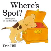 Where's Spot? Lift-the-flap-book