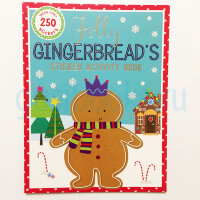Jolly Ginferbread's Sticker Activity book