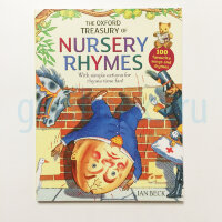 Oxford Treasury Of Nursery Rhymes