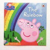 Peppa Pig: The Rainbow  (Book and CD)