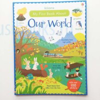 My First Book About Our World (Sticker Book)