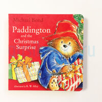 Paddington and the Christmas Surprise Board book