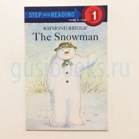 The Snowman  (Step-Into-Reading, Step 1)