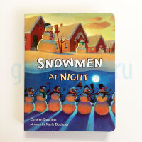 Snowmen at Night   (board book)