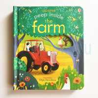 Peep Inside the Farm (board book)