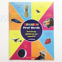 Spanish First Words / Primeras Palabras En Espanol (Bilingual)