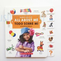 All about Me/ Todo Sobre Mi (Bilingual)