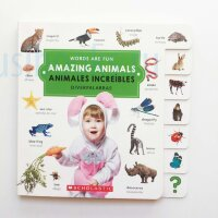 Amazing Animals/ Animales Increibles (Bilingual)