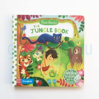 First Stories: The Jungle Book (board book)