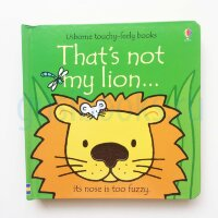 That's Not My Lion (Touchy-Feely Board Book)