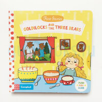 Goldilocks and the Three Bears (board book) First Stories