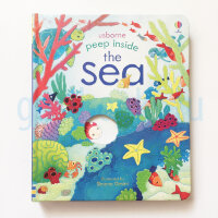 Peep Inside the Sea (board book)