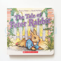The Tale of Peter Rabbit (board book)