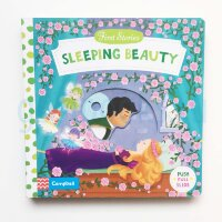 First Stories: Sleeping Beauty (board book)