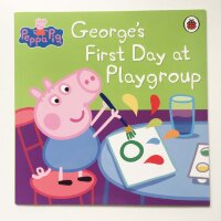 Peppa Pig: George's First Day at Playground