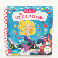 Little Mermaid  (board book) First Stories