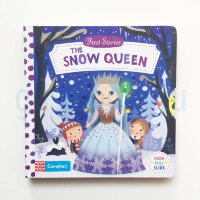 First Stories: The Snow Queen  (board book)