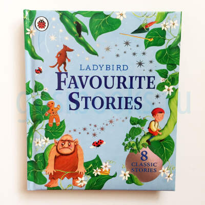 Ladybird Favourite Fairy Tales for Boys (HB)
