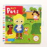 BusyBooks   Busy Pets  (board book)