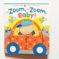 Zoom, Zoom, Baby! Lift-the-Flap Book