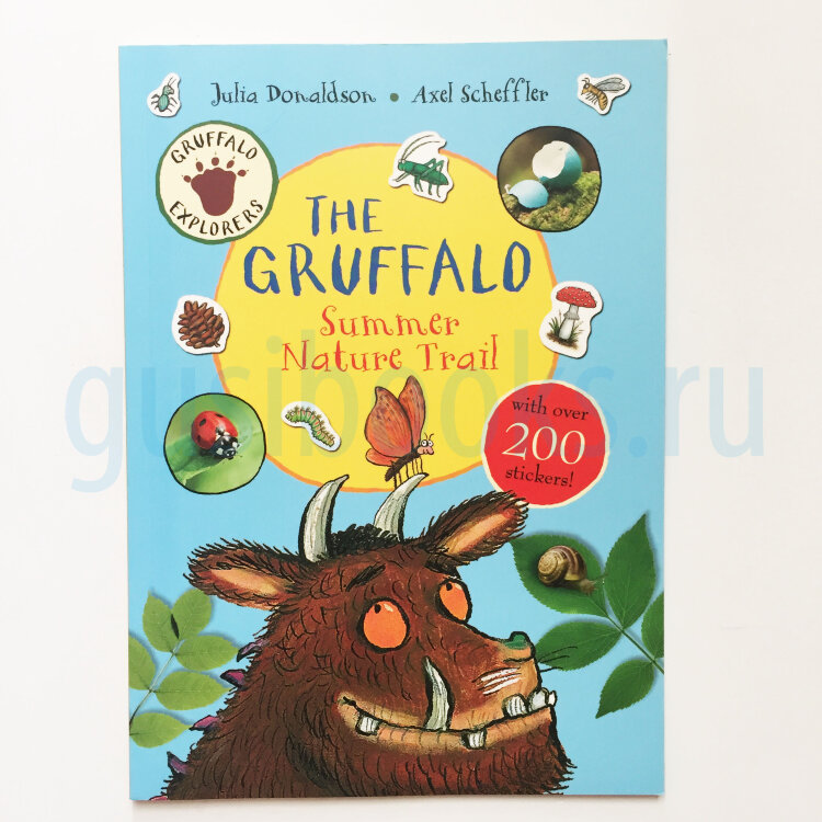 Gruffalo Explorers: Gruffalo Summer Nature Trail