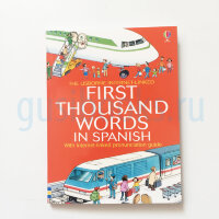 First 1000 Words in Spanish - mini ed.