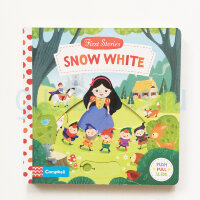 Snow White  (board book) First Stories