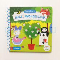 First Stories   Alice in Wonderland  (board book)