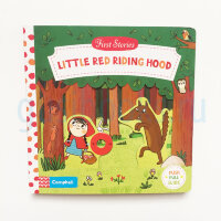 Little Red Riding Hood  (board book) First Stories