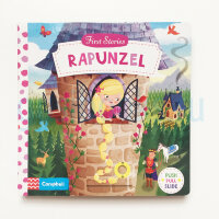 Rapunzel  (board book) First Stories