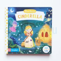 Cinderella  (board book)