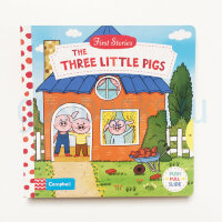 First Stories   Three Little Pigs, the (board book)